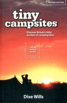 Tiny Campsites, Paperback / softback Book