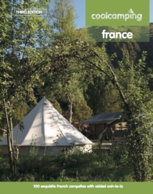 Cool Camping France, Paperback Book