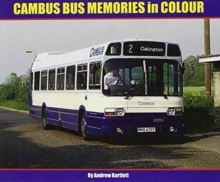 Cambus Bus Memories in Colour, Hardback Book
