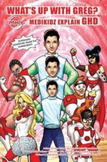 Medikidz Explain Growth Hormone Deficiency, Paperback / softback Book