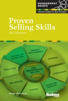 Proven Selling Skills : For Winners, Paperback / softback Book