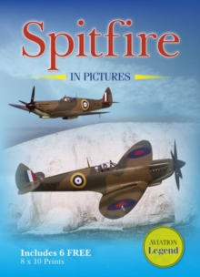 Spitfire in Pictures, Paperback Book