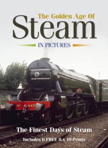 Golden Age of Steam (Print Pack), Paperback / softback Book