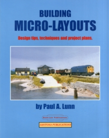 Building Micro-Layouts : Design Tips, Techniques and Project Plans, Paperback Book