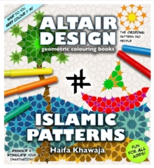 Altair Design - Islamic Patterns : Geometrical Colouring Book, Paperback / softback Book