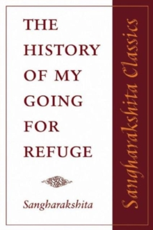 The History of My Going for Refuge, Paperback Book