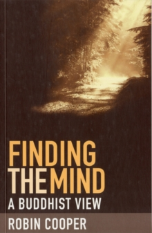 Finding the Mind, Paperback Book