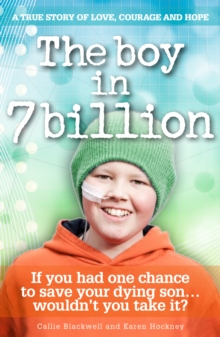 The Boy in 7 Billion, Hardback Book