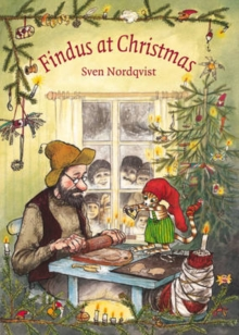 Findus at Christmas, Hardback Book