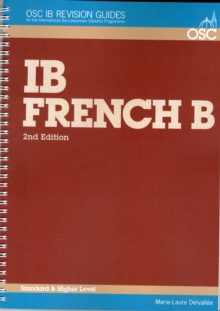 IB French B, Spiral bound Book
