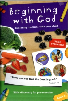 Beginning with God Book E, Paperback Book