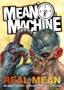 Mean Machine: Real Mean, Paperback Book