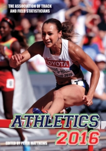 Athletics 2016: the Track & Field Annual, Paperback Book