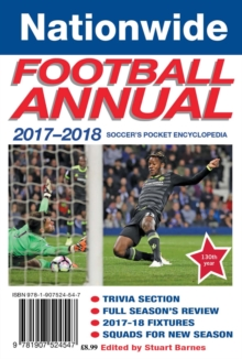The Nationwide Annual 2017-18 : Soccer's pocket encyclopedia, Paperback Book