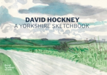 A Yorkshire Sketchbook, Hardback Book