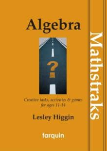 MathsTraks: Algebra, Book Book