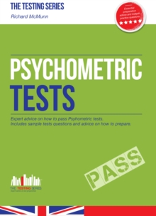 Psychometric Tests (the Ultimate Guide), Paperback Book