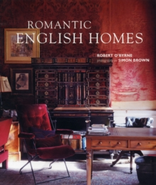 Romantic English Homes, Hardback Book