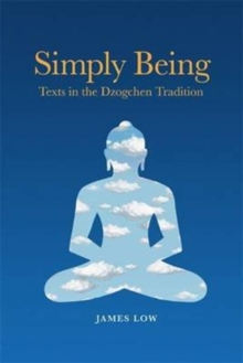Simply Being, Paperback / softback Book