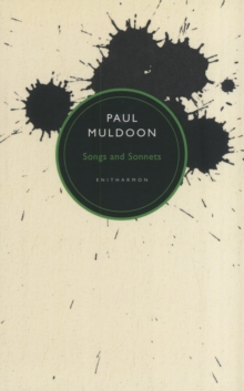 Songs and Sonnets, Paperback Book