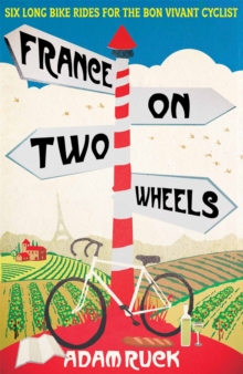 France on Two Wheels, Paperback Book