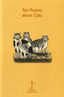 Ten Poems About Cats, Pamphlet Book