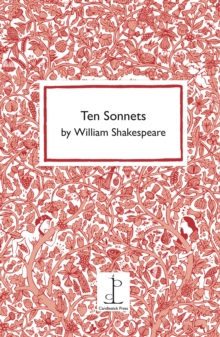 Ten Sonnets, Pamphlet Book