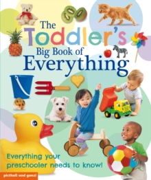 The Toddler's Big Book of Everything, Hardback Book