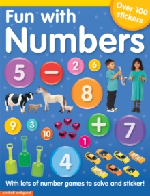 Fun with Numbers, Paperback Book
