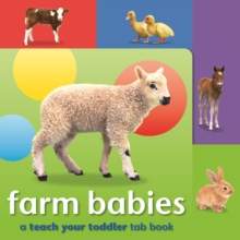 Farm Babies, Board book Book