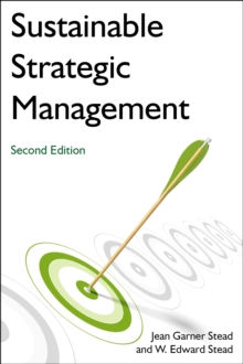 Sustainable Strategic Management, Hardback Book