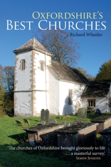 Oxfordshire's Best Churches, Hardback Book