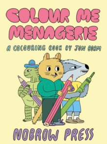 Colourme...menagerie, Paperback / softback Book