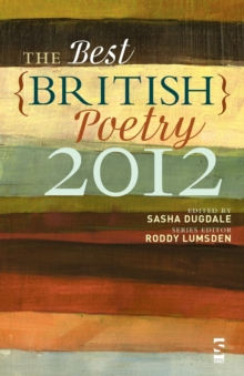 The Best British Poetry 2012, Paperback Book