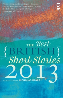 The Best British Short Stories 2013, Paperback Book