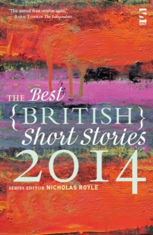 The Best British Short Stories 2014, Paperback Book