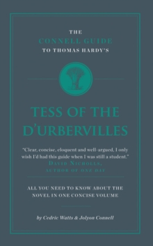 Thomas Hardy's Tess of the D'Ubervilles, Paperback Book
