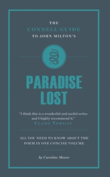 "The Connell Guide to John Milton's ""Paradise Lost"", Paperback Book"