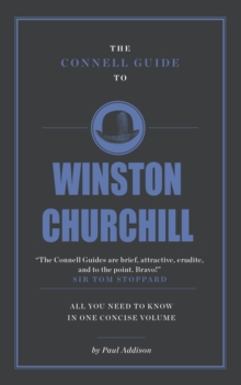 The Connell Guide to Winston Churchill, Paperback / softback Book