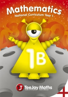 TeeJay Mathematics National Curriculum Year 1 (1B) Second Edition, Paperback / softback Book