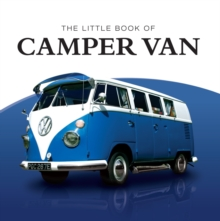 Little Book of Camper Van, Hardback Book