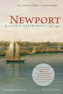Newport: A Lively Experiment 1639-1969, Paperback / softback Book