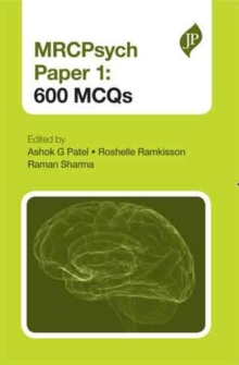 MRCPsych Paper 1: 600 MCQs, Paperback / softback Book