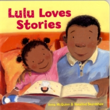 Lulu Loves Stories, Board book Book