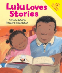 Lulu Loves Stories, Mixed media product Book