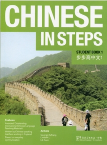 Chinese in Steps vol.1 - Student Book, Paperback Book