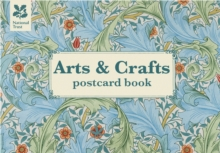 Arts & Crafts Postcard Book, Postcard book or pack Book
