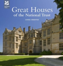 Great Houses of the National Trust, Paperback Book