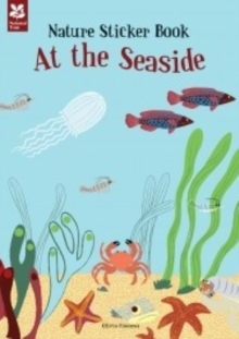 My Nature Sticker Activity Book: At the Seaside, Paperback / softback Book