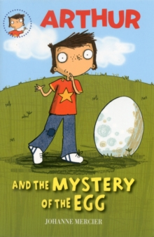 Arthur and the Mystery of the Egg, Paperback Book